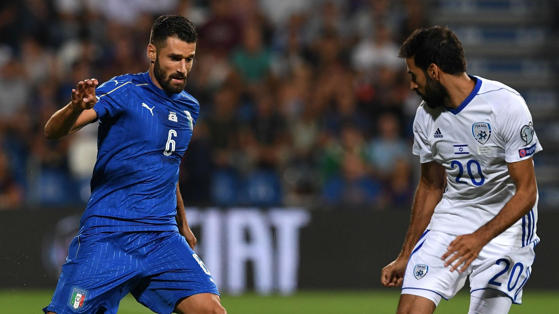 Italia, Bonucci titolare anche questa sera contro l'Albania