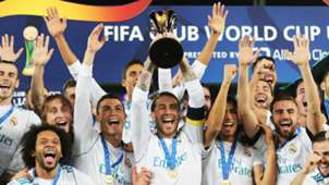 Real Madrid Club World Cup 2018