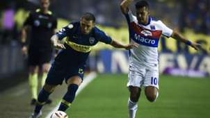 Zarate Perez Garcia Boca Juniors Tigre Superliga 03112018