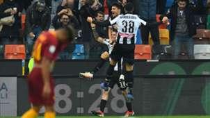 Rodrigo De Paul goal Udinese Roma