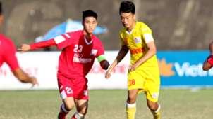 U21 Hà Nội U21 Viettel VCK U21 Báo Thanh Niên 2018