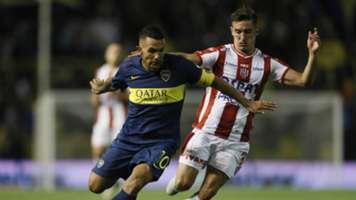 Tevez Boca Union Amistoso Pretemporada Enero 2019