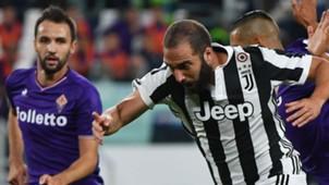 Gonzalo Higuain Juventus Fiorentina Serie A