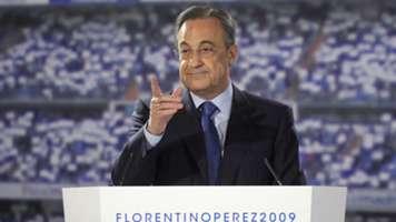 Florentino Perez Real Madrid 2009