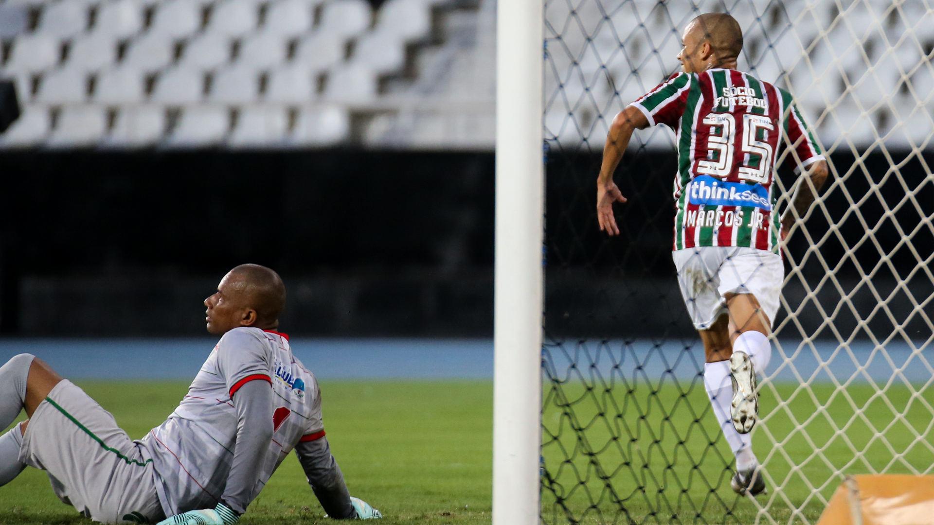 Marcos Junior Fluminense Salgueiro-PE Copa do Brasil 15022018