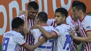 Paraguay celebrate 2019