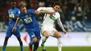 Adrien Rabiot Avranches PSG Coupe de France 05042017