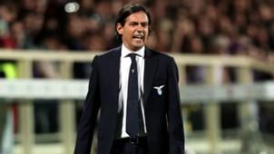 Simone Inzaghi Lazio Fiorentina Serie A