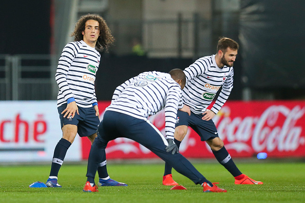 Lucas Tousart Matteo Guendouzi France U21