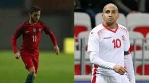 collage Portugal Tunesien