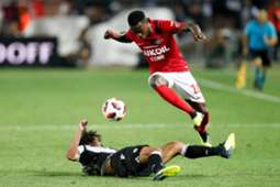 CL. Paok — Spartak. Promes
