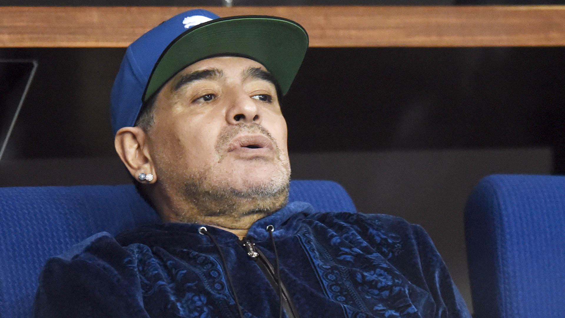 Diego Maradona 2016
