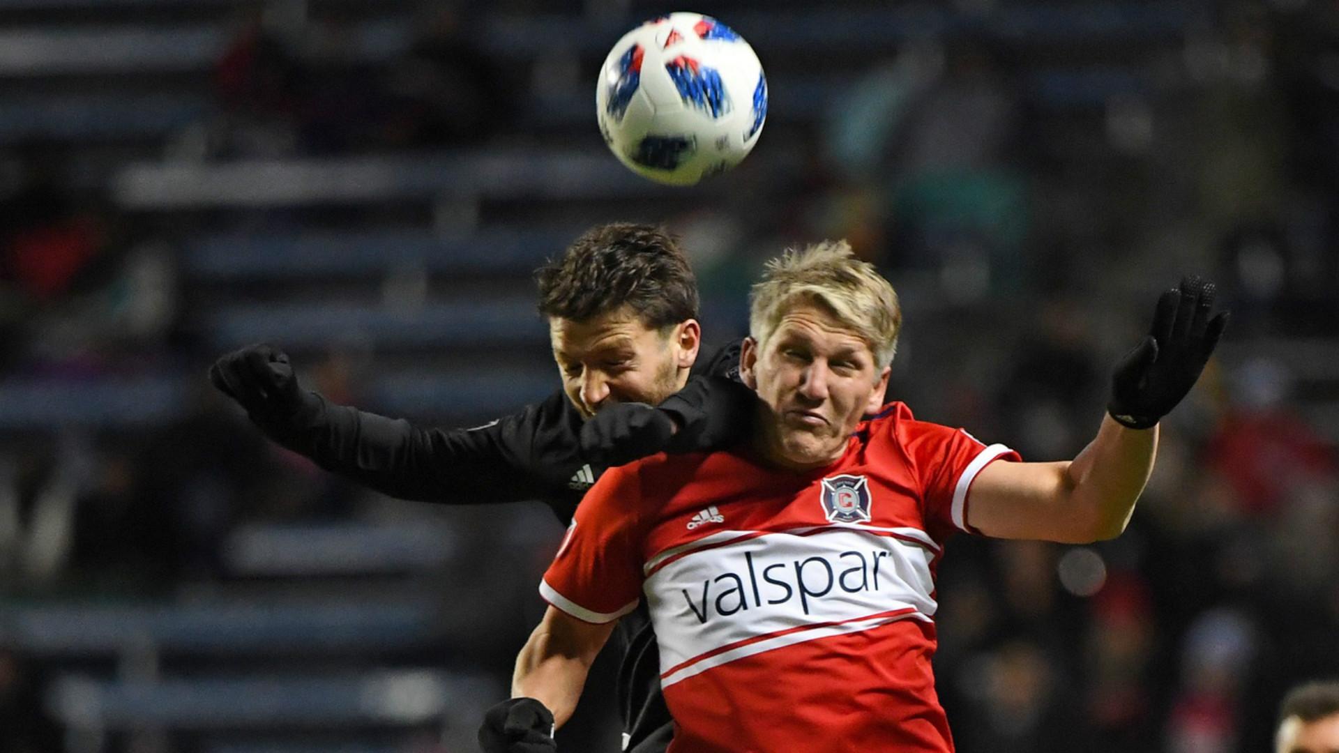 Bastian Schweinsteiger 2 MLS Chicago Fire 03102018