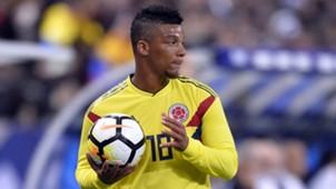Frank Fabra Colombia
