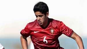 Tiago Ribeiro Portugal U17 2019