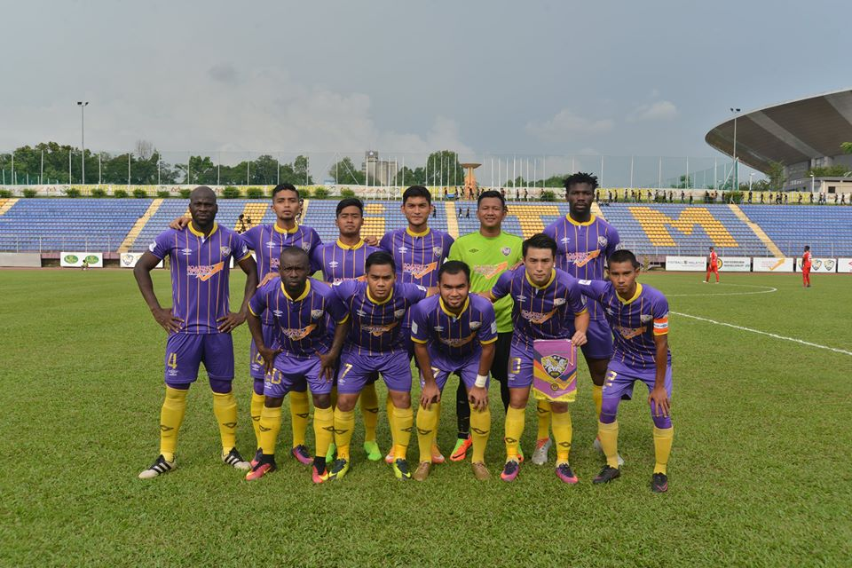 UiTM FC Malaysia Premier League 25042017