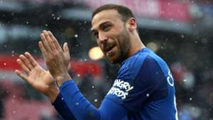 Cenk Tosun Everton Premier League Team of the Week