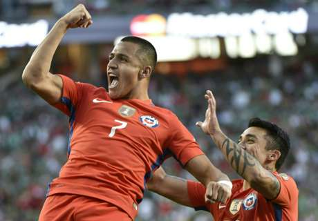 Mexico aiming to exorcise ghosts of 7-0 drubbing vs Chile