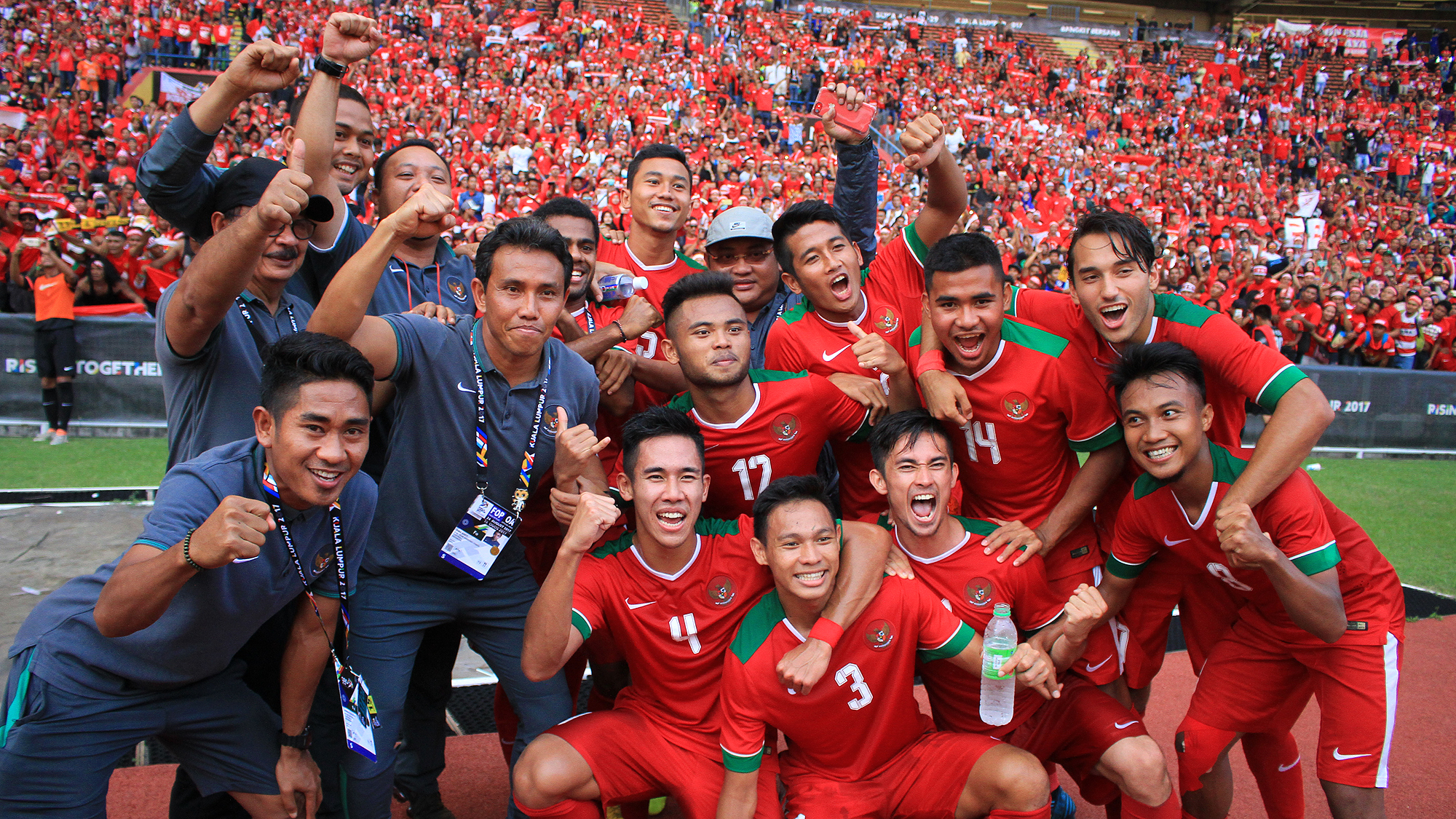Indonesian football fan alleges attack after SEA Games semi-final match