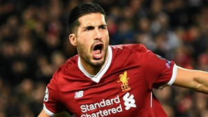 Emre Can Liverpool 2017-18