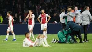 Ajax Tottenham Champions League Semifinales 2018/19