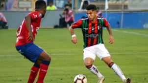 Palestino Independiente Medellin Copa Libertadores 2019