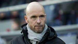Erik ten Hag, PEC Zwolle - Ajax, Eredivisie 02182018