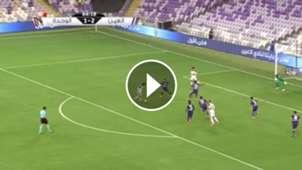 Gol Jorge Valdivia Al Wahda Al Ain 290417