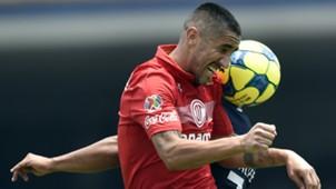 Osvaldo Gonzalez Toluca Liga MX 2017