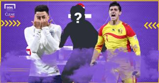CLEAR Best XI Quater Final World Cup 2018