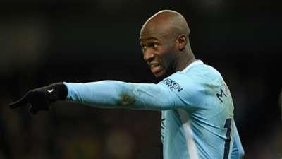 Eliaquim Mangala Manchester City