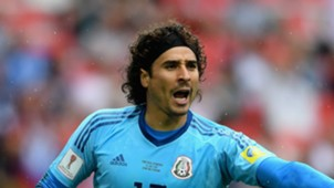Guillermo Ochoa Mexico Portugal