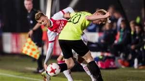 Daley Sinkgraven, Jong Ajax - Telstar, 25092017
