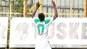 James Kinyanjui of Mathare United.