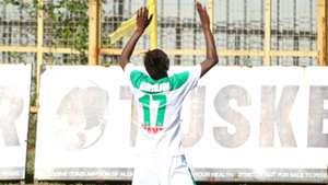 James Kinyanjui of Mathare United.
