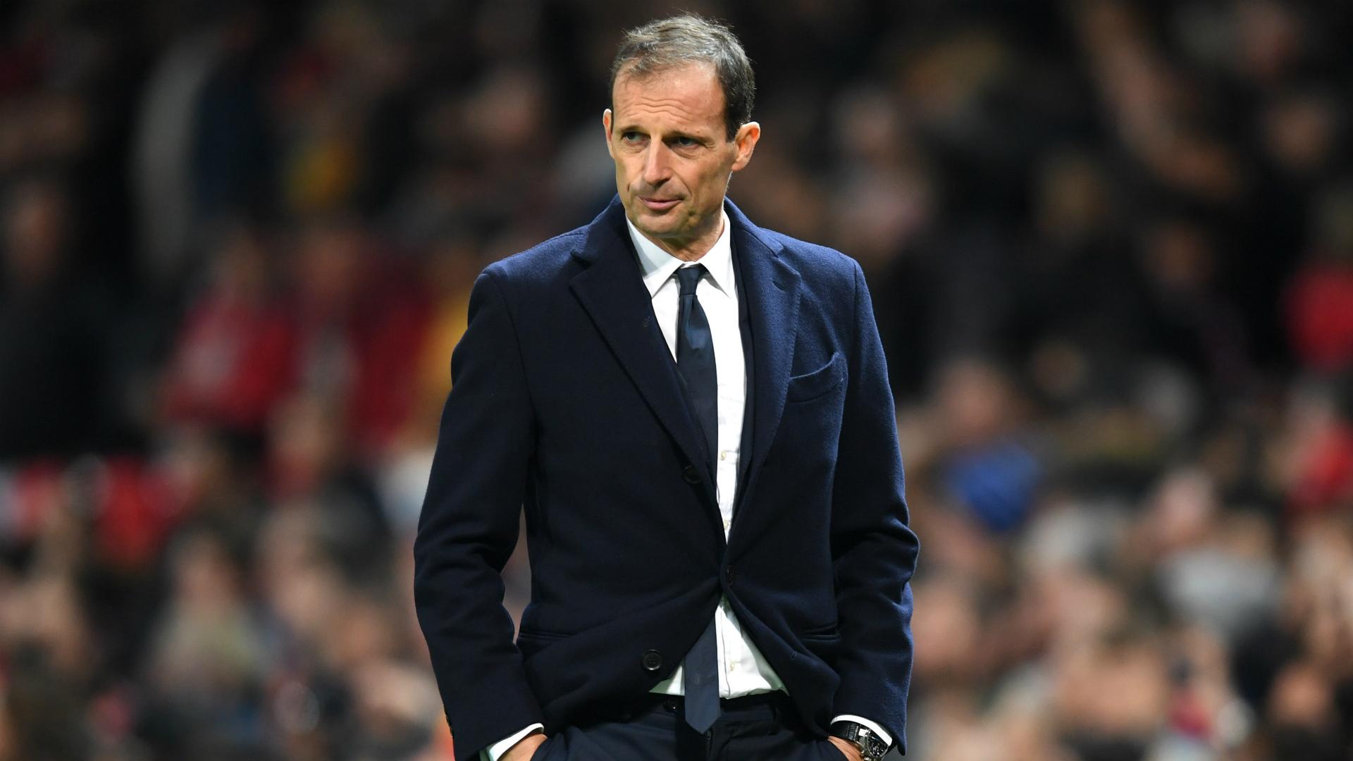 Max Allegri Juventus coach