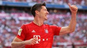 Robert Lewandowski | Bayern Munich