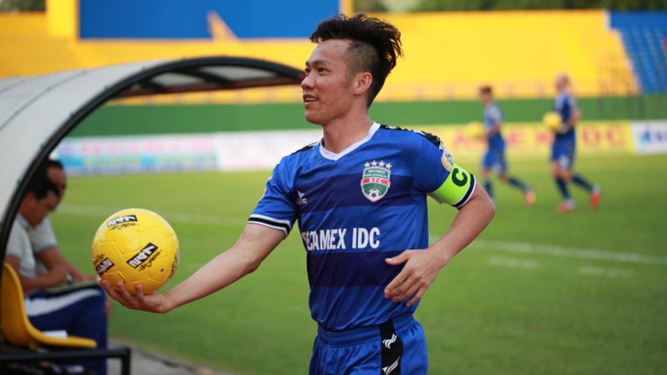 Le Tan Tai Binh Duong vs Viettel Round 4 V.League 2019