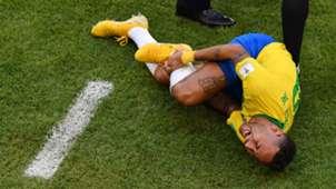 Neymar Brazil Mexico World Cup 2018 020718