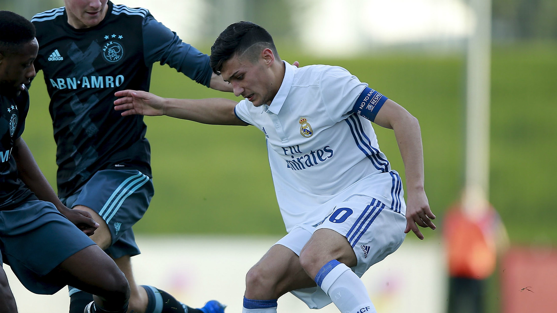 Oscar Rodriguez Real Madrid u19