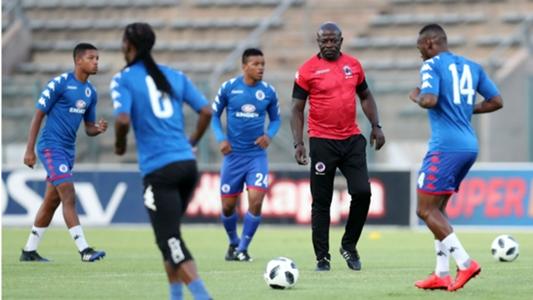 SuperSport United are reportedly keen on Zimbabwean defender Kelvin Moyo