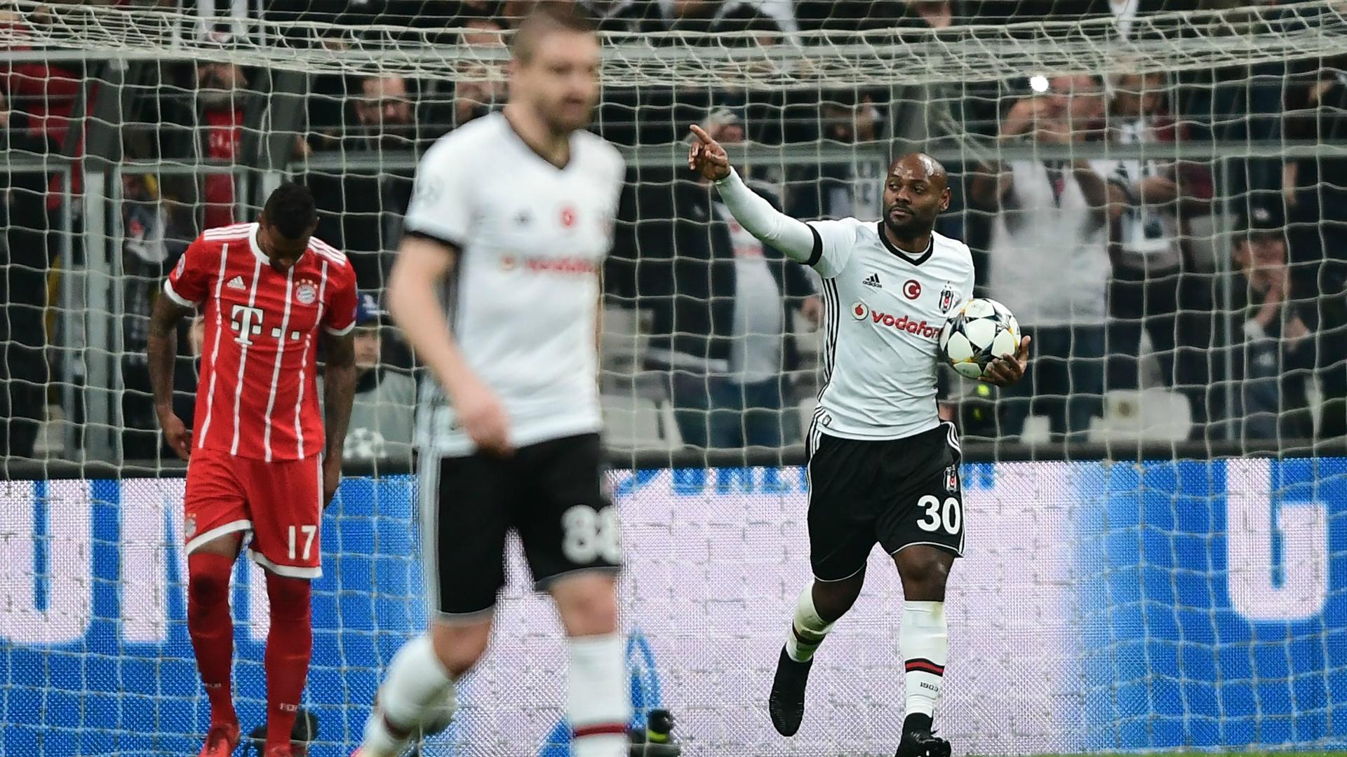 Vagner Love Besiktas Bayern Munich 03142018