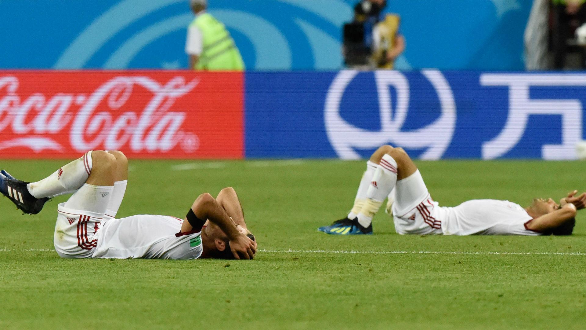 Irã Copa do Mundo 25 06 2018
