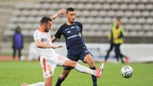 Redouane Kerrouche Paris FC Ligue 2