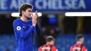 Marcos Alonso Chelsea Bournemouth Premier League