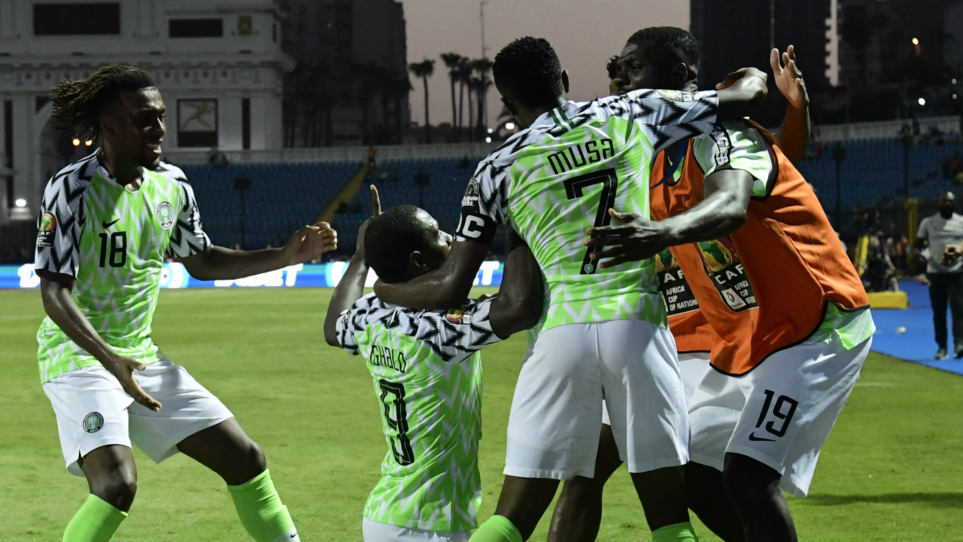 ab9f9a63 Afcon 2019: 'The Eagles are Super again!' - Twitter reacts to ...