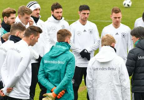 DFB-Team: Can bricht Training ab