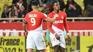 Keita Balde Radamel Falcao Monaco Lyon Ligue 1 04022018