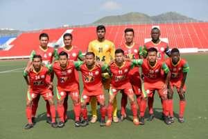 TRAU FC 2019 2nd Division I-League