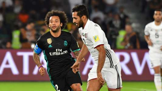 Marcelo Ali Mabkhout Real Madrid Al Jazira Club World Cup 13122017